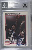 David Robinson [BASCertifiedBGSEncased]