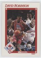 David Robinson Basketball Cards