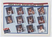 1992 USA Basketball Team