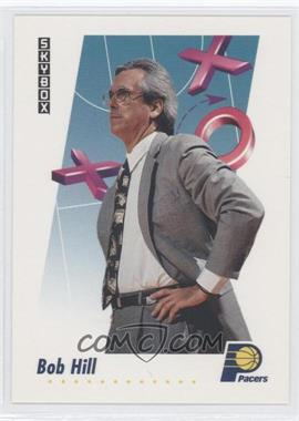 1991-92 Skybox - [Base] #388 - Bob Hill