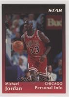 Michael Jordan Personal Info