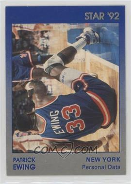 1991-92 Star Patrick Ewing - [Base] #10 - Patrick Ewing