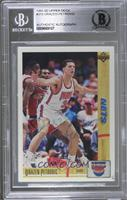 Drazen Petrovic [BGS AUTHENTIC AUTOGRAPH]