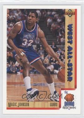 1991-92 Upper Deck - [Base] #464 - Magic Johnson