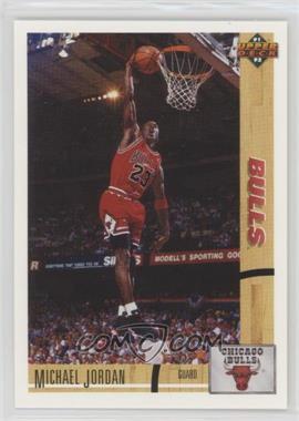 1991-92 Upper Deck - Promos #1 - Michael Jordan