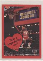 Michael Jordan (Have a High-Flying Day! Small)
