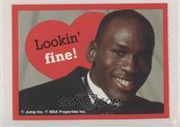 Michael Jordan (Lookin' fine!)