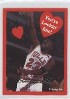 Michael Jordan (You're Lookin' fine!)