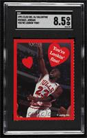 Michael Jordan (You're Lookin' fine!) [SGC8.5NM/Mt+]