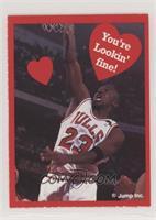 Michael Jordan (You're Lookin' fine!)
