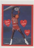 Michael Jordan (Slam Dunk a Super Day!)