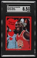 Michael Jordan (Time out for fun!) [SGC8.5NM/Mt+]
