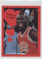 Michael Jordan (Time out for fun!)