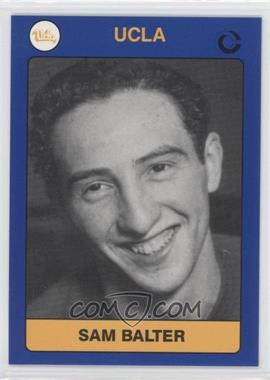 1991 Collegiate Collection UCLA - [Base] #128 - Sam Balter