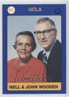 Nell & John Wooden