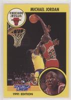 Michael Jordan (red uniform, shooting) [EXtoNM]
