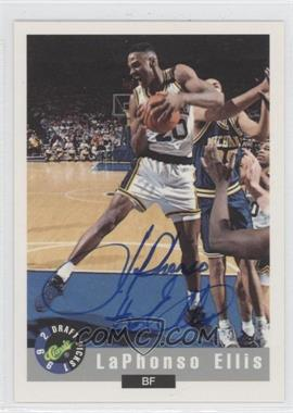 1992-93 Classic Draft Picks - Autographs #LAEL - LaPhonso Ellis