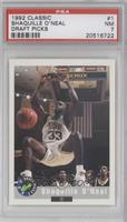 Shaquille O'Neal [PSA7]