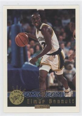 1992-93 Classic Draft Picks - Factory Set [Base] - Gold #74 - Elmer Bennett