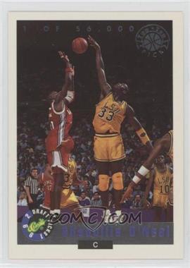 1992-93 Classic Draft Picks - Top Ten Pick - Foil #LP1 - Shaquille O'Neal /56000