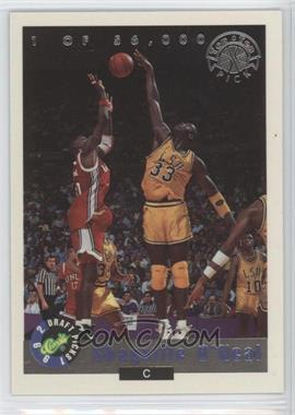 1992-93 Classic Draft Picks - Top Ten Pick - Foil #LP1 - Shaquille O'Neal /56000