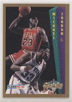 Slam Dunk - Michael Jordan