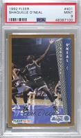 Shaquille O'Neal [PSA9MINT]