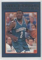 All Items Matching Basketball 1992 93 Fleer Larry Johnson Rookie Of
