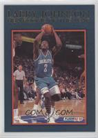 Larry Johnson Basketball Cards Matching 1992 Fleer 92 Larry Johnson