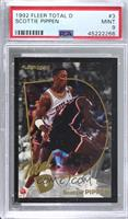 Scottie Pippen [PSA 9 MINT]