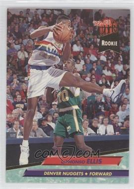 1992-93 Fleer Ultra - [Base] #251 - LaPhonso Ellis