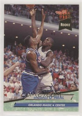 1992-93 Fleer Ultra - [Base] #328 - Shaquille O'Neal