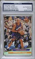 Charles Barkley [PSA/DNA Certified Auto]