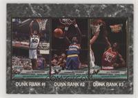 Top 5 NBA Jammers (David Robinson, Dikembe Mutombo, Otis Thorpe, Hakeem Olajuwo…