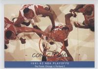 1991-92 NBA Playoffs - The Finals: Chicago 4, Portland 2