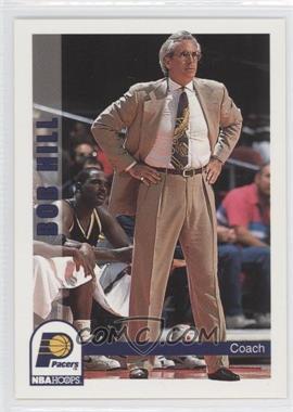 1992-93 NBA Hoops - [Base] #249 - Bob Hill