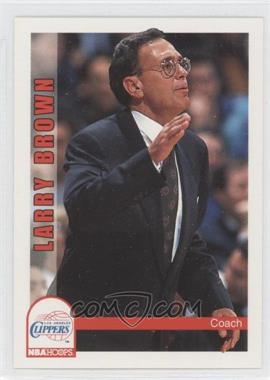 1992-93 NBA Hoops - [Base] #250 - Larry Brown