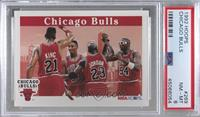 Chicago Bulls [PSA 8 NM‑MT]