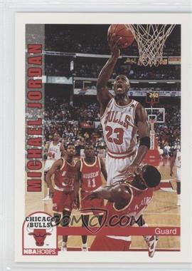 1992-93 NBA Hoops - [Base] #30 - Michael Jordan