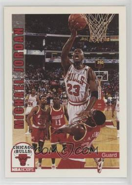 1992-93 NBA Hoops - [Base] #30 - Michael Jordan