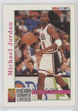 1992-93 NBA Hoops - [Base] #341 - Michael Jordan