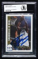 Shaquille O'Neal [BASCertifiedBGSEncased]