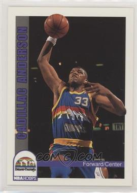 1992 93 nba hoops base 54 greg anderson comc com