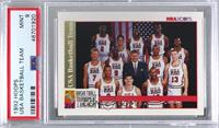 Michael Jordan, Scottie Pippen, Charles Barkley, Larry Bird, Magic Johnson, Joh…
