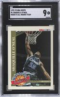 Shaquille O'Neal [SGC 9 MINT]