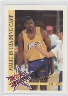 1992-93 NBA Hoops - More Magic #MM1 - Magic Johnson