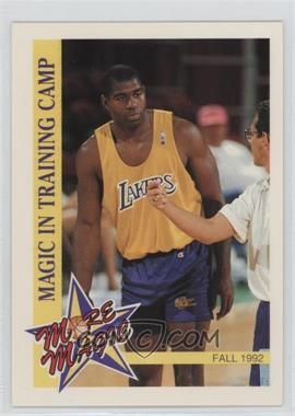 1992-93 NBA Hoops - More Magic #MM1 - Magic Johnson