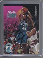Dell Curry [JSA Certified Auto]