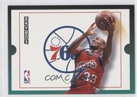 Philadelphia 76ers (Hersey Hawkins)