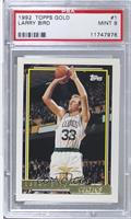 Larry Bird [PSA 9]